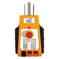 Uei Test Instruments Ert200 Gfci Electrical Receptacle Tester