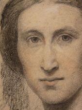 Charles TOCHÉ (1851-1916) Femme impressionnisme Édouard Manet Gustave Flaubert