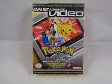 Game Boy Advance Video: Pokémon -- I Choose You & Here Comes the Squirtle...