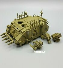 Warhammer 40k Death Guard Rhino Chaos Space Marines
