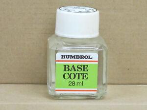 Humbrol Base Cote, 28 ml, unbenutzt, schon älter