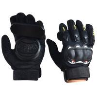 Downhill Skateboard Gloves Longboard Slide Gloves With Slider Skate Accessor 2V5