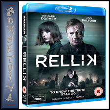 RELLIK - COMPLETE BBC MINI SERIES *BRAND NEW BLU-RAY**
