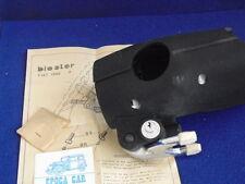 FIAT 1500 C BLOCCASTERZO BLOSTER ACCESSORIO D'EPOCA N.O.S.
