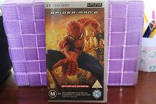 Spiderman 2 PSP UMD Video - FREE POST *