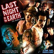 Last Night On Earth JUEGOS DE MESA - Juego de zombies