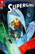 SUPERMAN (2012) #4 (deutsch) VARIANT-COVER  lim.333 Ex. COMIC ACTION  SUPERGIRL