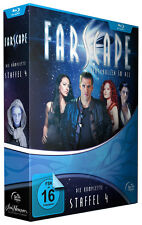 Farscape - Verschollen im All - Staffel 4 OmU [BLU-RAY] - Deutsch Fernsehjuwelen