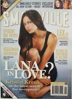 Smallville Magazine Jan/Feb 2006 #12 Lana Lang Kristin Kreuk - Superman - NM
