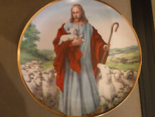 "Franklin Mint ""The Lord is My Shepherd"", Collector Plate #Y2921 Limited Edition"