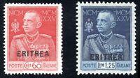 Eritrea Sc #91a-92 MLH