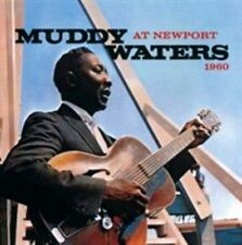 Muddy Waters - at Newport 1960 CD Hallmark