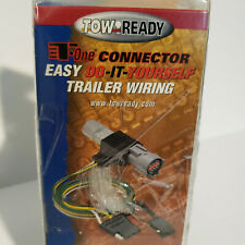 118480 Tow Ready 118480 Wiring T-One Connector 07-12 G35 G37 08-19 Nissan Rogue