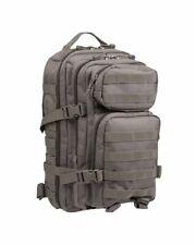 Mil-Tec Rucksack  Assault 20L - Urban Grey / Grau - Miltec Neu Jagd Outdoor  Neu