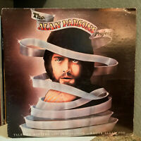 """ALAN PARSONS PROJECT - Tales Of Mystery & Imagination - 12"""" Vinyl Record LP - VG"""