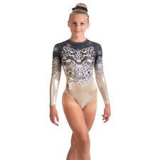 "Milano Pro Sport Gymnastic leotard - Astonish 202502 - Sizes 26""-36""  NEW"