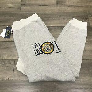 New Polo Ralph Lauren Tiger Op Excess Sweatpants Joggers Mens Large $148.00