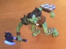 """Battat Terra Ganto The Cleaver Ogre Figure 3 1/2"""""""