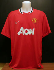 Manchester United Nike Home Shirt 2011 2012 XXXL Excellent Conditions