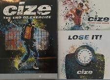 cize dance workout 5 Disk