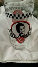 NASCAR Michael Waltrip Coca Cola Drinking Glass