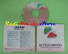 CD ACCESS:NIPPON CROSS SECTION MUSIC TODAY compilation 1996 ORIGA MONIKA (C25)