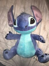 Disney Store Authentic Stitch Plush Lilo & Stitch Stuffed Toy 16""