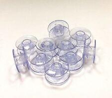 10X (Plastic) Bobbin 820921096 with Monet Coil Pfaff/Viking/Husqvarna