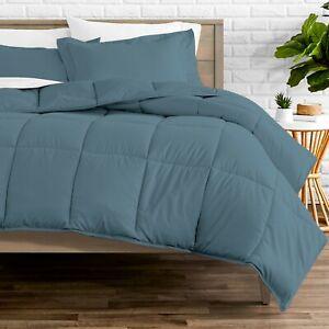 Premium 1800 Series Comforter Set - Goose Down Alternative - Hypoallergenic