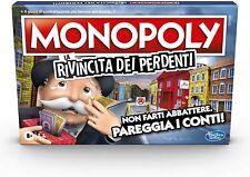 HASBRO GAMING - MONOPOLY LA RIVINCITA DEI PERDENTI