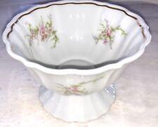 Vintage Haviland Limoges France Footed Small Bowl