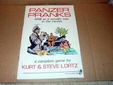 The Chaosium - Panzer Pranks - WWII As It Was In The Movies (UNPUNCHED)