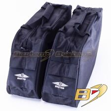 Harley Davidson Road King Saddlebag Side Case Trunk Liner Liners, Classic, Black