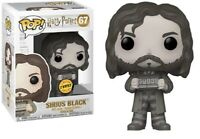FUNKO POP! HARRY POTTER SIRIUS BLACK LIMITED CHASE EDITION #67 - BRAND NEW