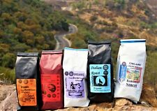 Organic Coffee Beans, Medium, Dark, Border Fresh Roast 4oz-4lb by Siroman Coffee