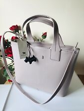 345b114475 BEAUTIFUL RADLEY  €œFARNINGHAM € LEATHER MULTIWAY WORK HANDBAG - BNWT RRP  £209.00