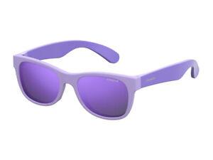Occhiali da Sole Bambino Polaroid Autentici P0300 viola polarizzati 141/MF