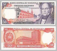 Venezuela 50 Bolivares 1995 p65e UNC.