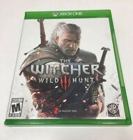 The Witcher III 3 Wild Hunt Xbox One Soundtrack and game no map