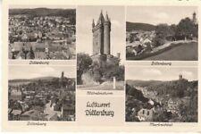 Dillenburg Mehrbildkarte m.Wilhelmsturm ngl B6938
