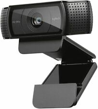Logitech C920 HD Pro Webcam Full 1080p AU Stock