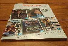 VINTAGE 1994 RADIO SHACK TANDY STORE Electronics Catalog BOOK 195 page rare
