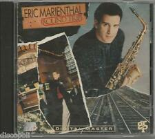 ERIC MARIENTHAL - Round trip - CD 1989 MADE IN SWITZERLAND USATO (S)