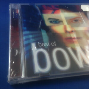 DAVID BOWIE: Best Of Bowie (ULTRA RARE OUT OF PRINT 2002 AUSTRALIAN CD 5420752)
