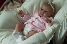 Reborn Baby Doll Lifelike Realistic Vinyl doll kit Kristan *Phil Donnelly Babies
