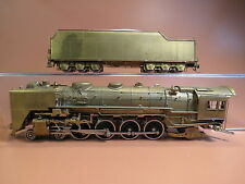 BRASS NEW YORK CENTRAL 4-8-2 L-3A MOHAWK KEY SAMHONGSA