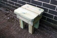 Handy Wooden Stool Garden Bench Outdoor Furniture Garden Footstool (HS101)