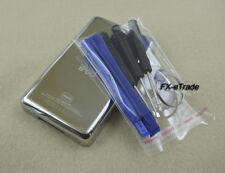 Thick Metal Back Rear Housing Case Cover Open Tools for iPod 6th Classic 160GB