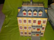 Playmobil maison 1900 réf: 5301 avec un étage supplémentaire