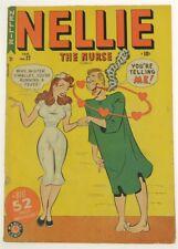 NELLIE THE NURSE Professionally Graded VG 4.0